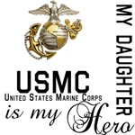 USMC My Daughter MY Hero
