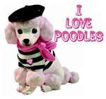 I Love Poodles
