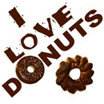 I Love Donuts!