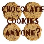 Chocolate Cookies Anyone?