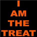 I AM THE TREAT (BLK)