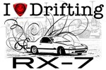 I heart drifting RX-7