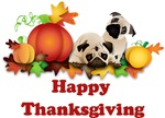 Thanksgiving Pugs