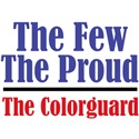 The Few. The Proud. The Colorguard.
