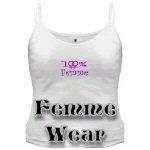 Femme Stuff - Lesbian & Bisexual Pride Designs