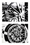 Wheels of Time Diptych