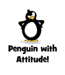 Penguins with Attitude