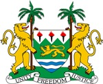 Sierra Leone Coat of Arms