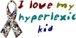 I Love My Hyperlexic Kid