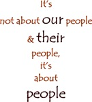 It's About People