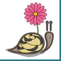 Sadie the Snail