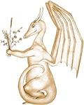 'Flower' - Gold Dragon