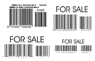 Codebar & For Sale