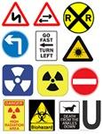 Warning Sign [TRAFFIC]