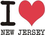 I Love NEW JERSEY!