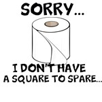 SQUARE TO SPARE