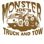 Monster Joe Shirts