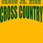 Orson Jr High Cross Country T-Shirts