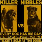 Killer VS Nibbles Shirt