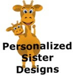 Personalized Sisters