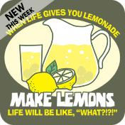 Make Lemons