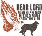 Help Me Dear Lord