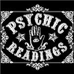 Psychic Readings (white)