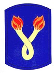 196th LIGHT INFANTRY-8 SECTIONS