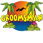 Groomsman Beach T-Shirts