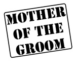 Mother of the Groom Stamp T-Shirts