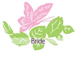 Butterfly Bride T-Shirts