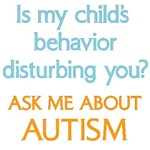 Autism Behavior T-Shirts