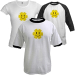 Smiley Poker Chip (Apparel Only)