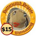Official Butterscotch Brigade ($15 Markup)