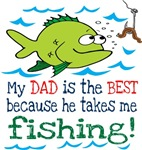 My Dad Takes Me Fishing