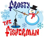 Frosty the Fisherman