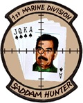 USMC Saddam Hunter