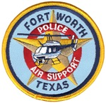 Fort Worth PD Air Unit