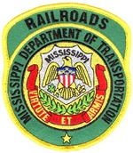 Mississippi Railroads