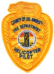 L.A. County Fire Copter Pilot