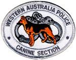 Western Australia Police K9