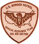 Border Patrol Del Rio SRT