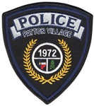 Patton Village Texas Police