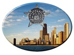 Chicago Police Skyline