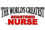 The World's Greatest Registered Nurse