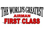 The World's Greatest Airman First Class