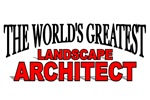The World's Greatest Landscape Archtiect