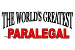 The World's Greatest Paralegal