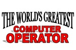 The World's Greatest Computer Operator