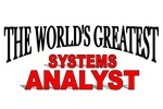 The World's Greatest Systems Analyst